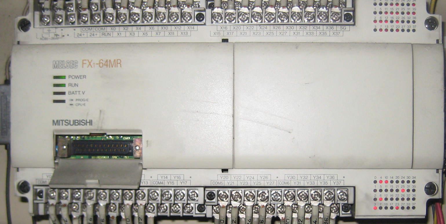 的接口十五针变九针怎么变啊 我的是FX2N的PLC