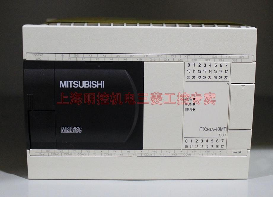三菱FX3GA-40MR-CM