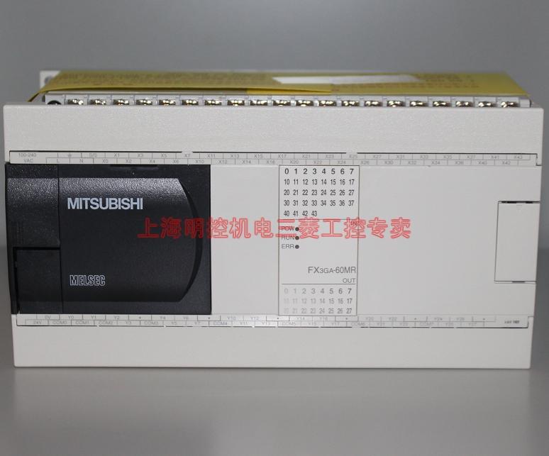 三菱FX3GA-60MR-CM
