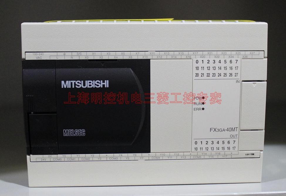 三菱FX3GA-40MT-CM