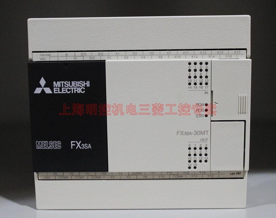 三菱FX3SA-30MT-CM