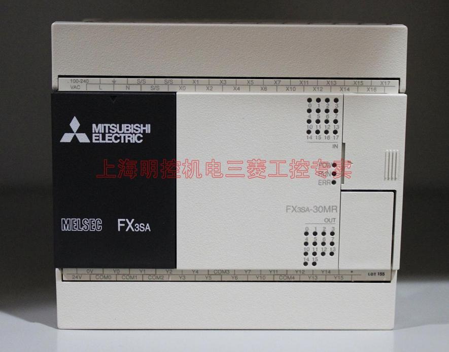 三菱FX3SA-30MR-CM