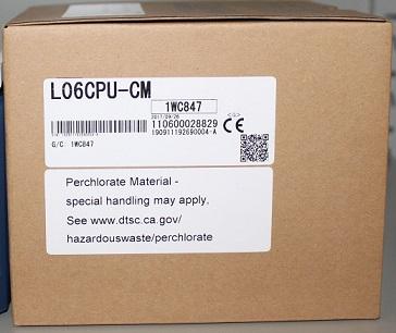 三菱L06CPU-CM